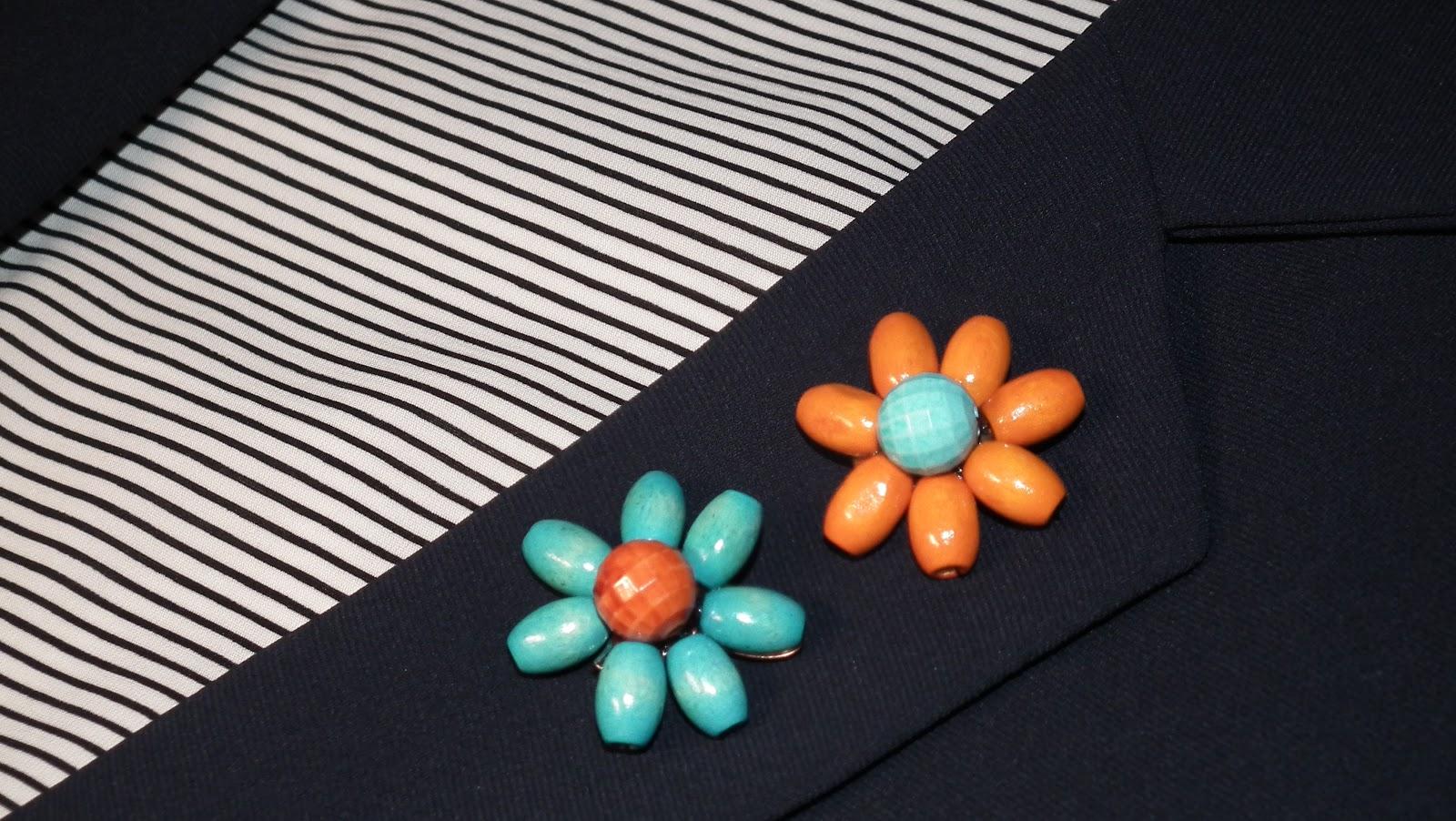 broche marusa flor colores bonito original barato € regalo reyes madre novia detalles boda