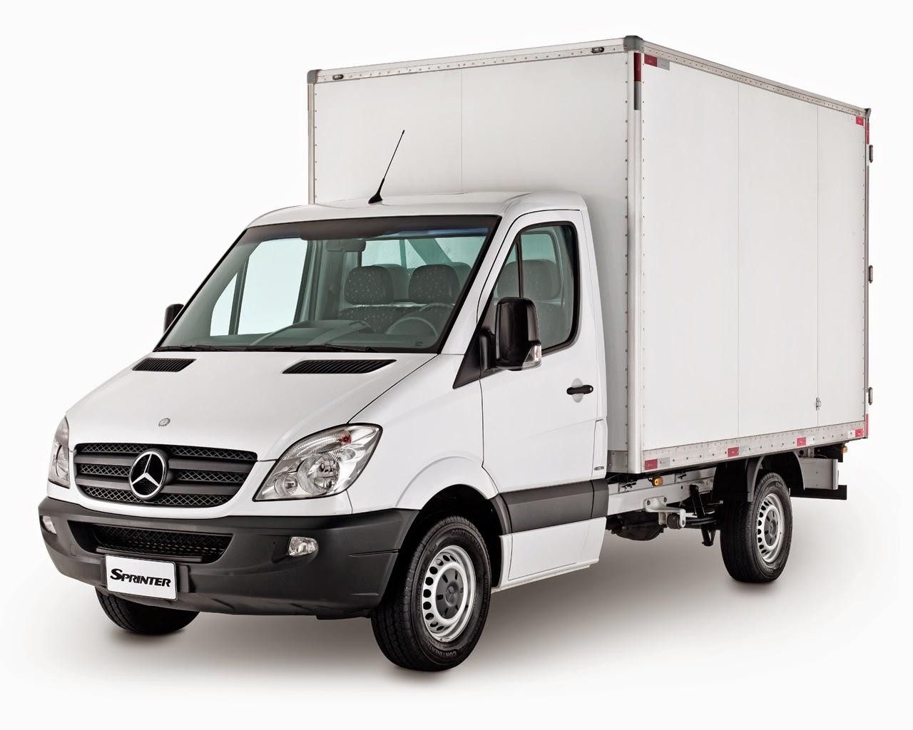 Mercedes benz destaca ve culos comerciais leves sprinter for Garage mercedes loison sous lens