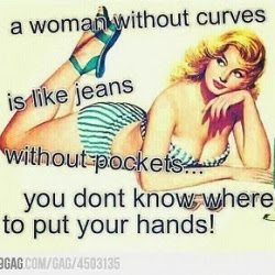 Beauty has no size - Love your curves!