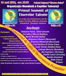 International Festival-Contest of World Talents  dans Concursul
