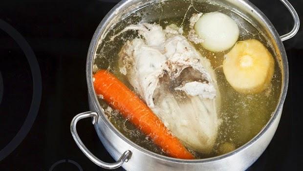Resep Cara Membuat Sup dari Kaldu Ayam