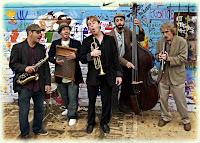 The California Honeydrops, actuación el 22 de marzo de 2012 en la Sala Custom de Sevilla, antigua Sala Q
