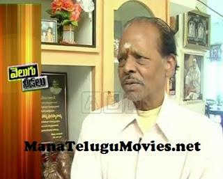 Suthivelu Special Interview in Velugu Needalu