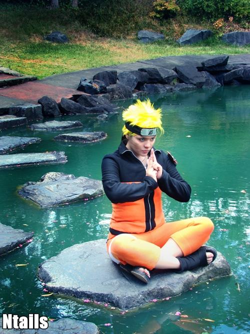 Cosplay - Uzumaki Naruto