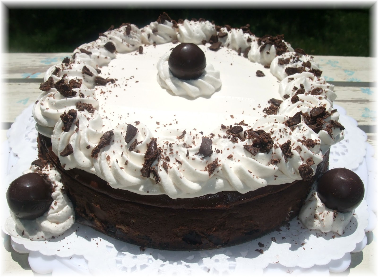 Chocolate Cheese Cake For Birthday Image Inspiration of Cake and