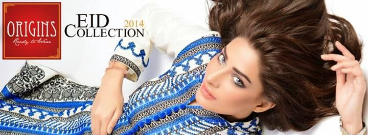 Origins Eid Dresses 2014