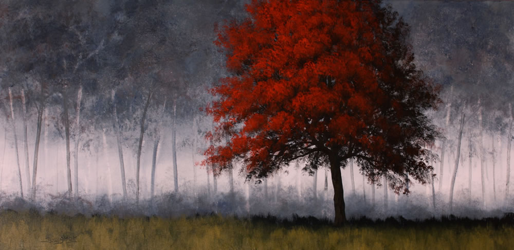 Acrylic Dry Fall Paint