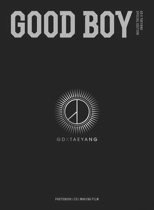 GD X TAEYANG - GOOD BOY - Special Edition