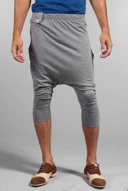male harem pants