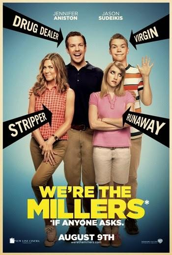 Quienes Son Los Miller (Latino) (2013)