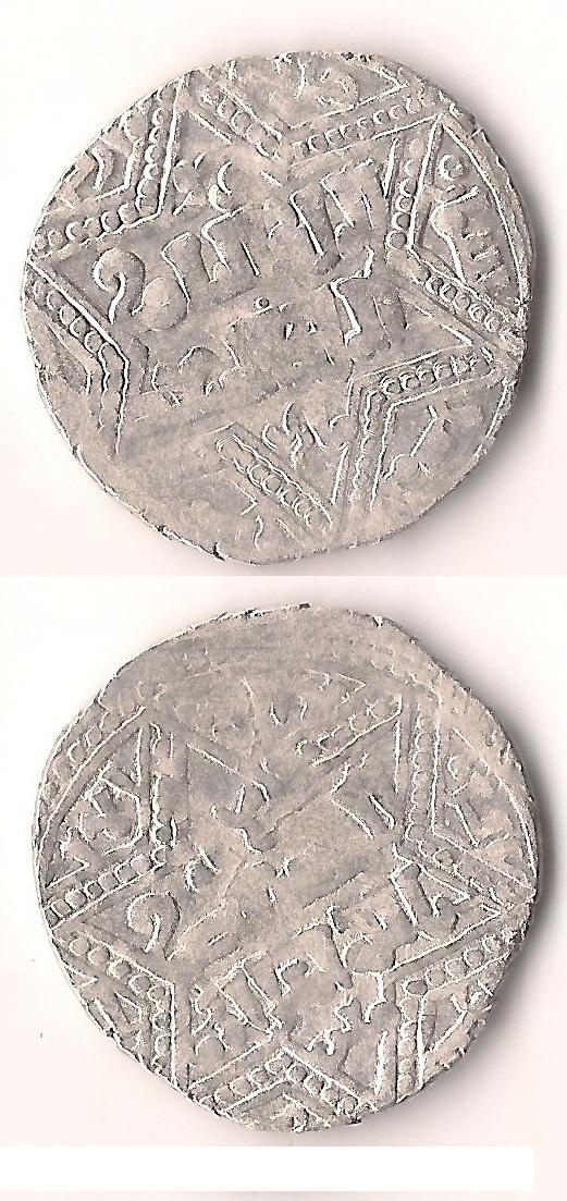 Al-Nâsir Salâh al-Dîn Yûsuf II ibn al ´Azîz Muhammad.Alepo. 642? Artuq+10