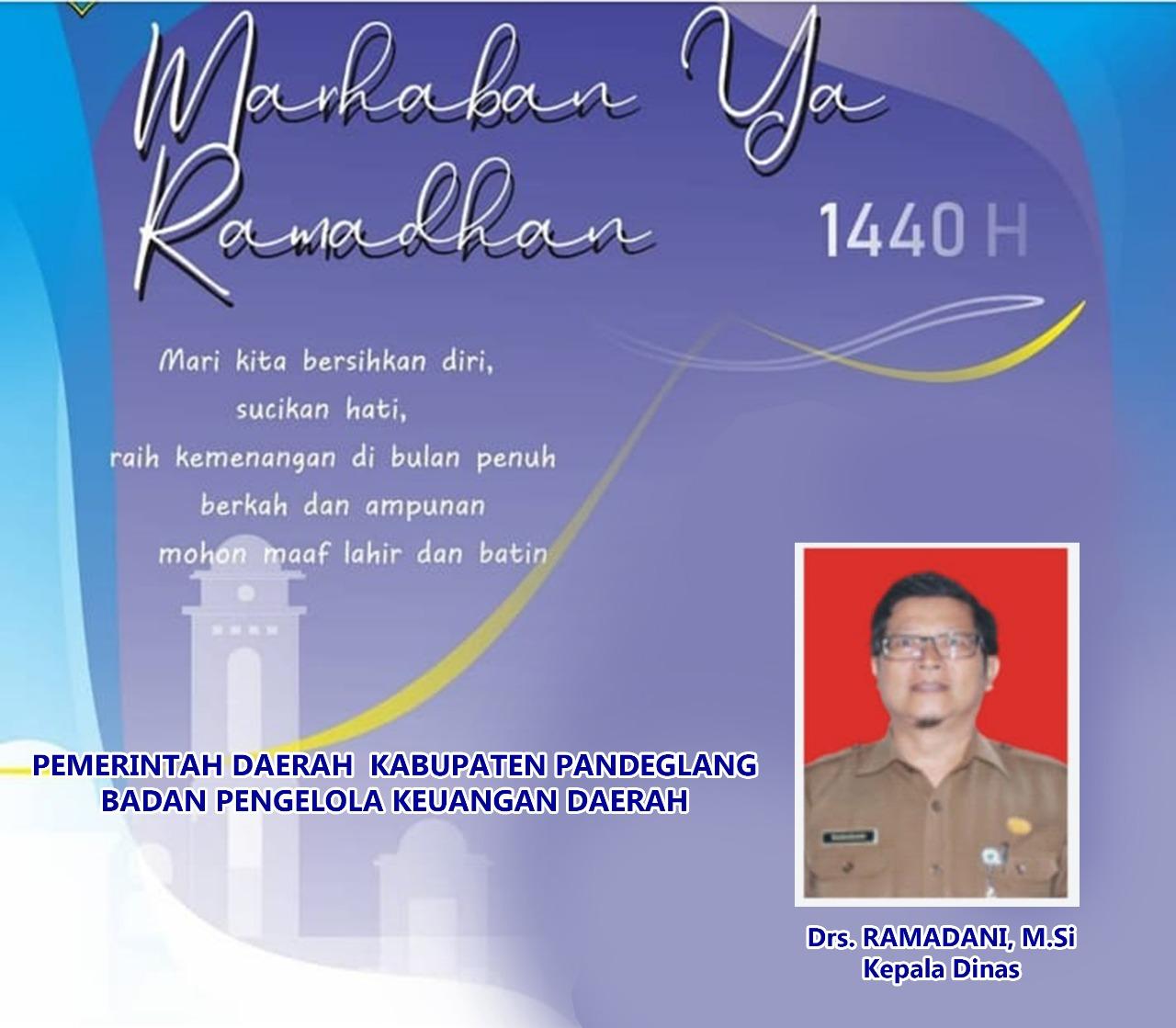 Drs.Ramadani,M.Si