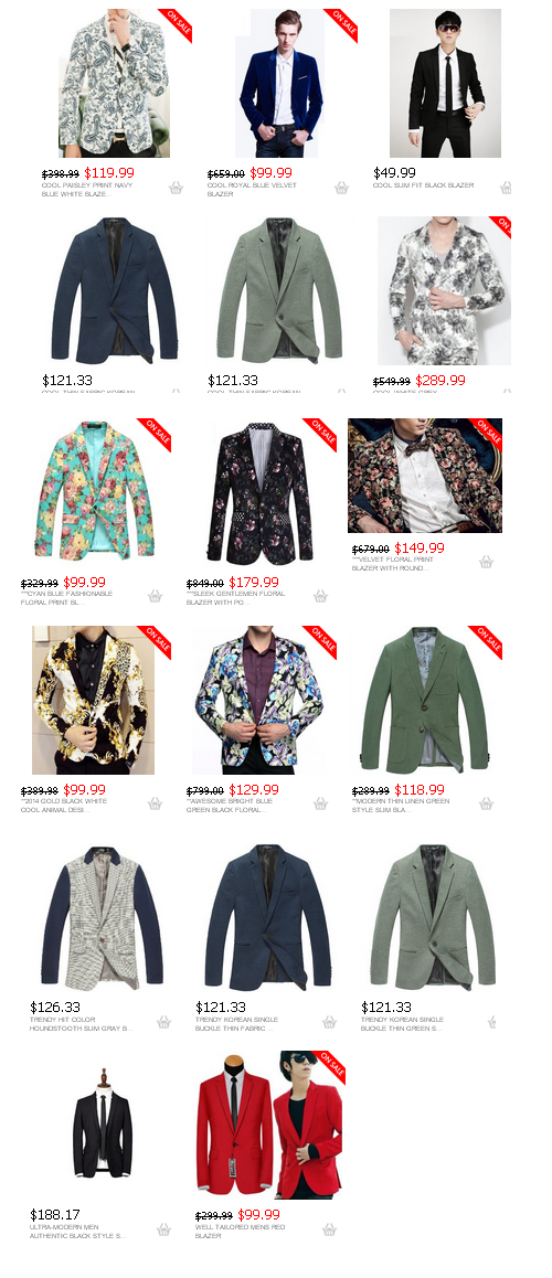 casual blazers with men and trendy style