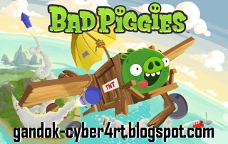 Download Bad Piggies HD For PC Full Version
