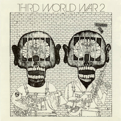 Third World War - Third World War II (1971 uk hard rock, blues rock and heavy blues - Repertoire records edition - Wave)