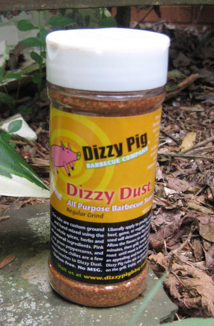 Barbecue Master: Dizzy Pig - BBQ Rub Review - Excellent All Purpose ...