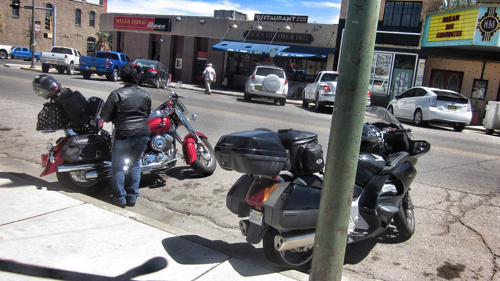 motorcycles downtown las vegas nm