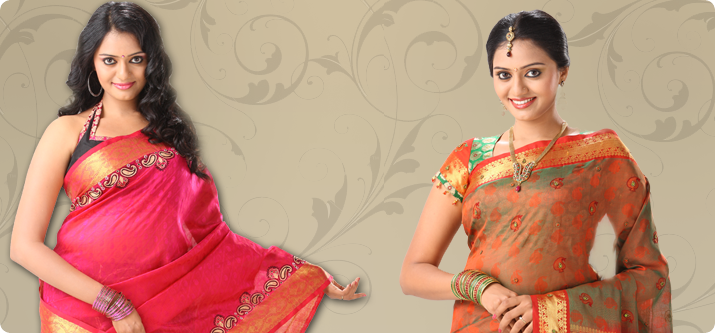 Latest Prashanti Silk Cotton Sarees collection
