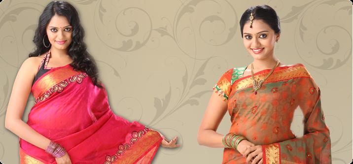 Latest Prashanti Silk Cotton Sarees collection