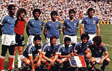 Juillet 2012 the vintage football club - Coupe du monde de football 1982 ...