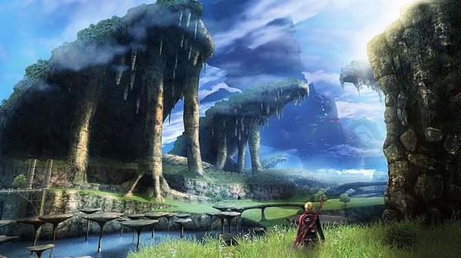 Análisis | Xenoblade Chronicles, cuando el RPG vuelve a la vida. Xenoblade+Chronicles+1