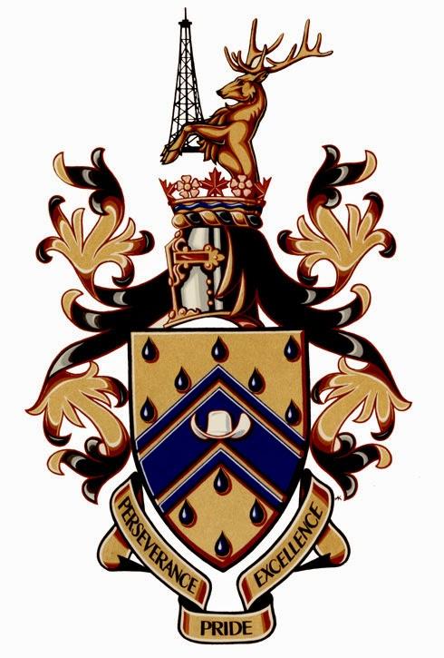 Heraldry Symbols That Represent The Usa In Heraldry