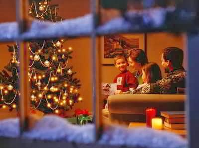 Soñar con la Navidad en familia