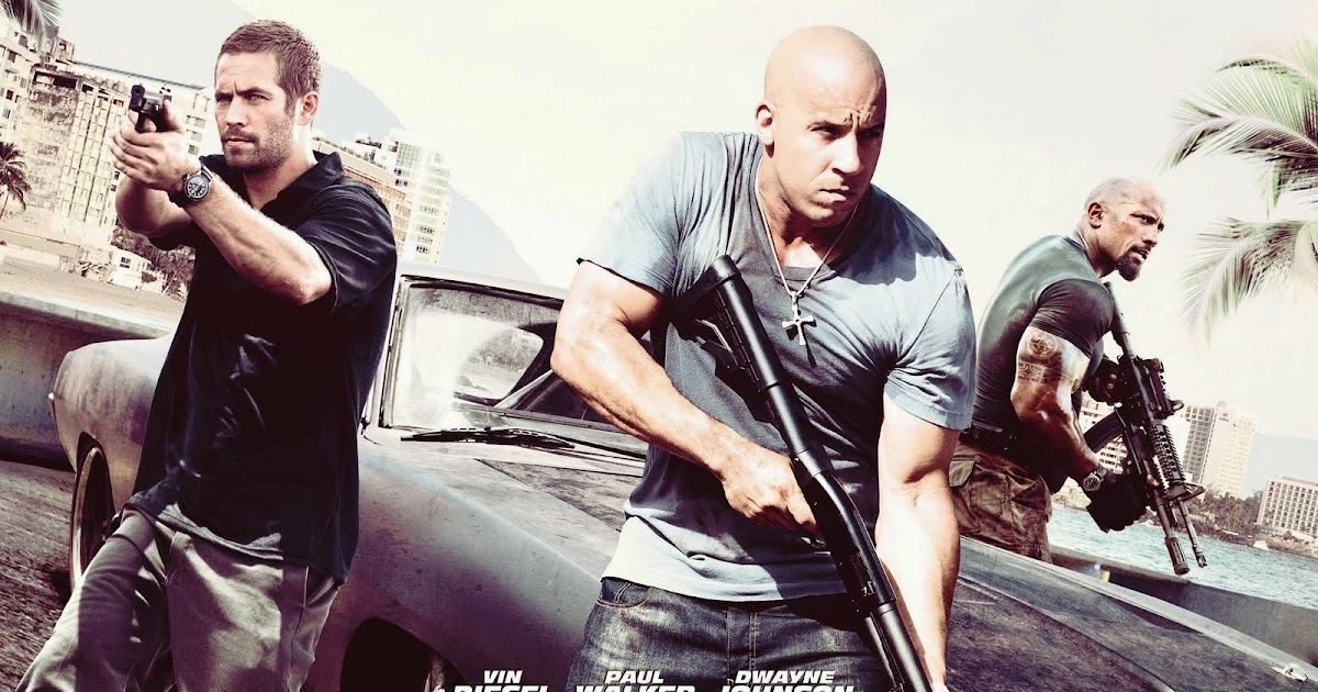 Fast and Furious 5 HD YIFY