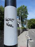 Message in Aberdeen
