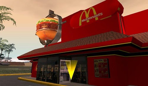 Mod McDonalds