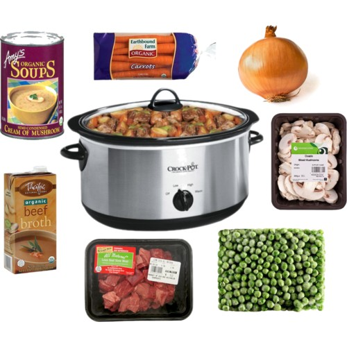 Friday Favorites: Easy Crock Pot Light Beef Stew - The Chirping Moms