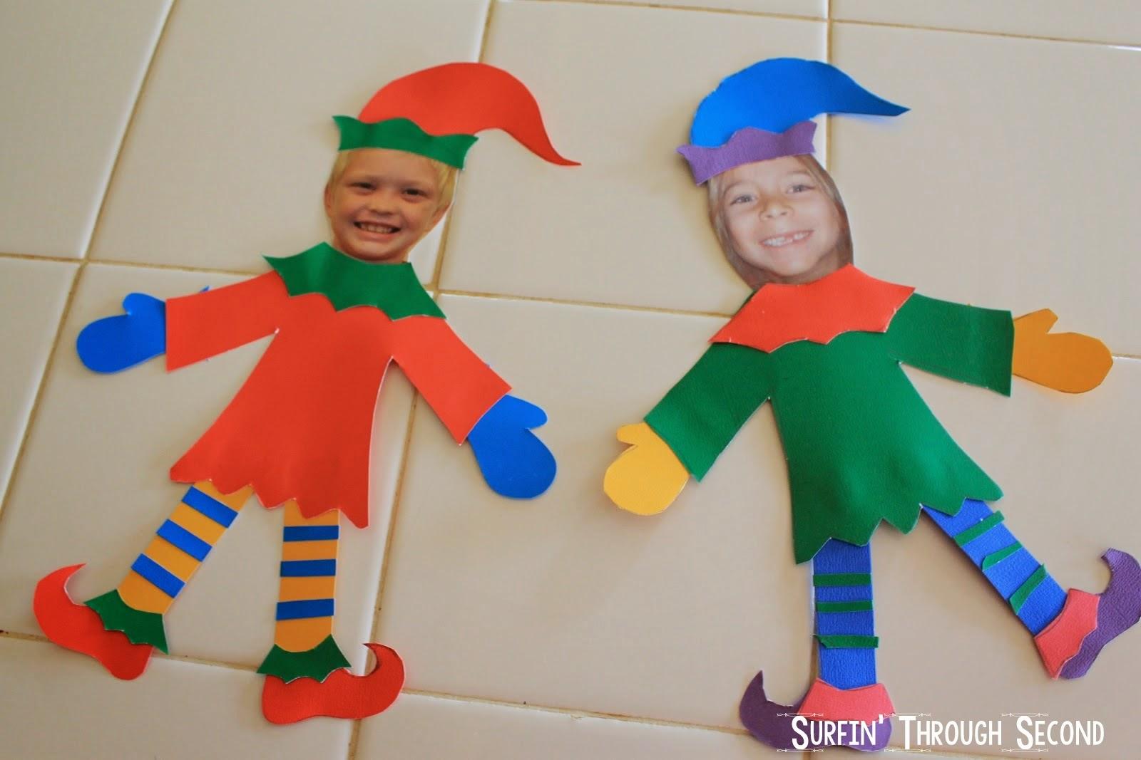 2nd Grade Christmas Craft Ideas Part - 44: Surfinu0027 Through Second