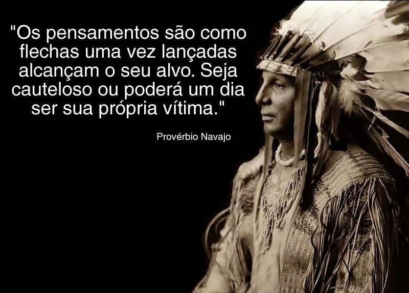 Mensagem do dia - 26/06/2014 - Provérbio Navaro