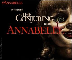 Film Annabelle 2014 di Bioskop
