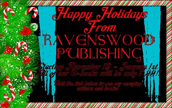Ravenswood Publishing $1 Kindle E-Book Sale!