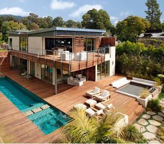 Fotos de terrazas terrazas y jardines ver terrazas de - Ver jardines de casas ...