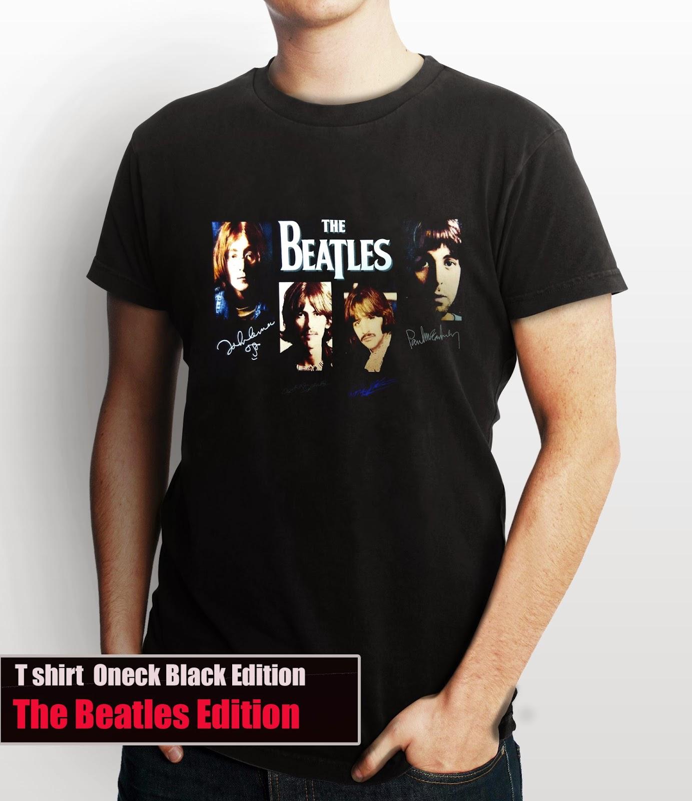 Kaos The Beatles V2 Online Shop