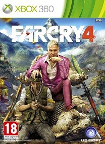 Far Cry 4 XBOX360-COMPLEX