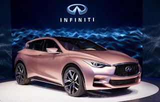 2015 Infiniti Q30 Concept & Pictures