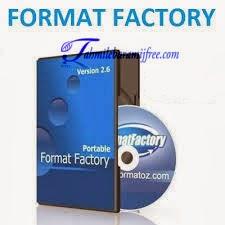 تحميل برنامج Format Factory 3.3.3 محول صيغ الفيديو والصوت