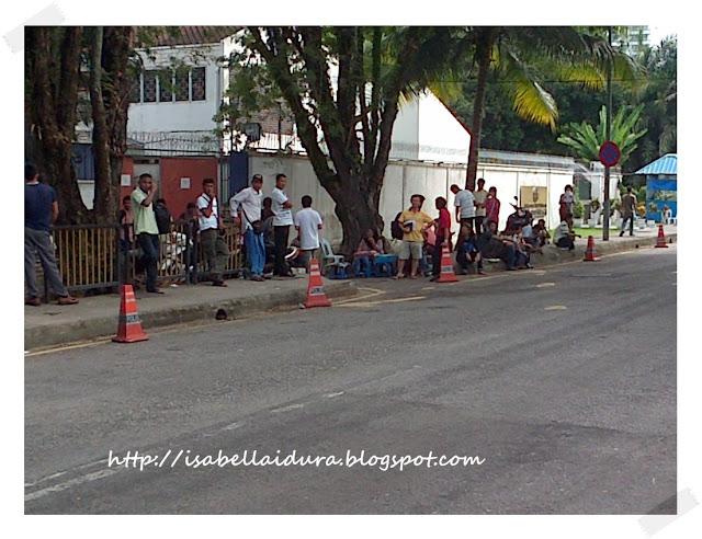 Embassy Myanmar, Membuat visa Myanmar