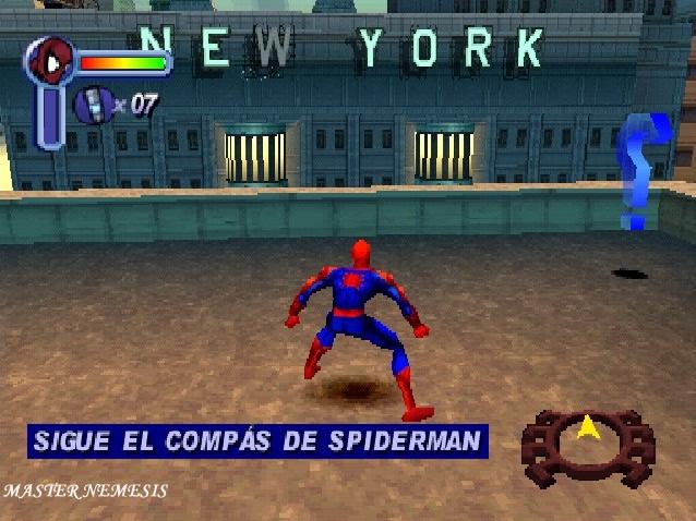 juegos de spiderman 1 gratis: