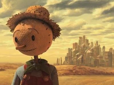 Το σκιάχτρο, ένα μοναδικό βιντεάκι για τον σύγχρονο κόσμο