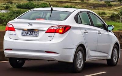 Hyundai lança linha 2015 do HB20