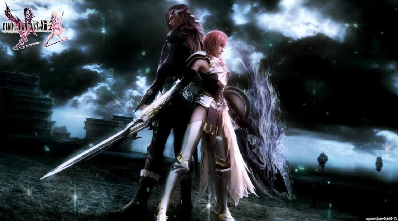 final fantasy xiii 2 wallpaper funny pictures amazing