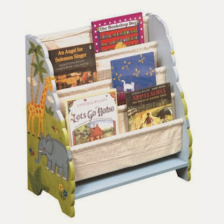 Childrens Wooden Bookcases