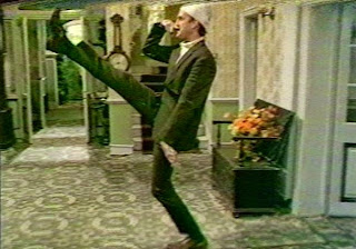 Basil Fawlty as Hitler