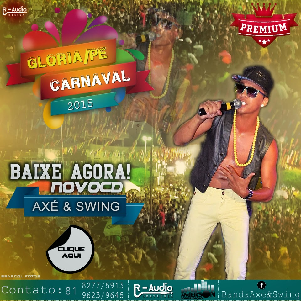 Baixar Banda Axé & Swing - Promocional - 2015