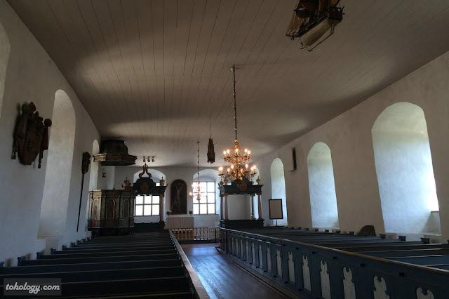 Turku Castle Chapel