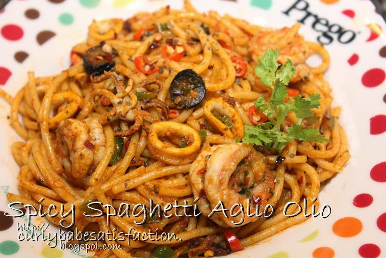 Calories In Aglio Olio Spagh Cook And Post